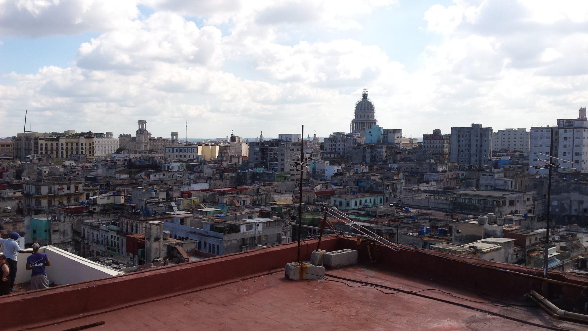 Img post La Habana en 3 días. Alquiler casa - Pasaporte y Millas