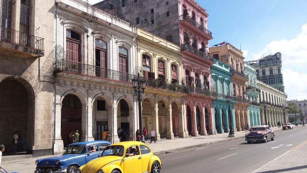 Img post La Habana en 3 días. Paseo Martí - Pasaporte y Millas