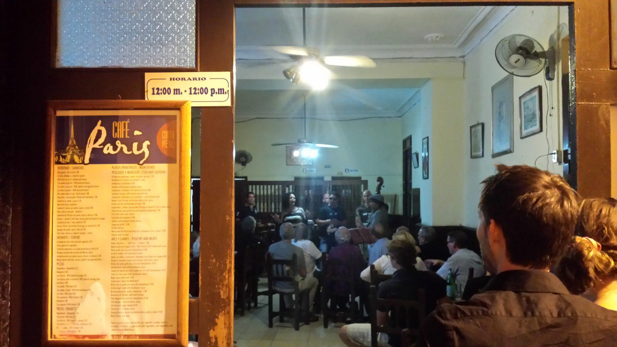 Img post La Habana en 3 días. Restaurante- Pasaporte y Millas