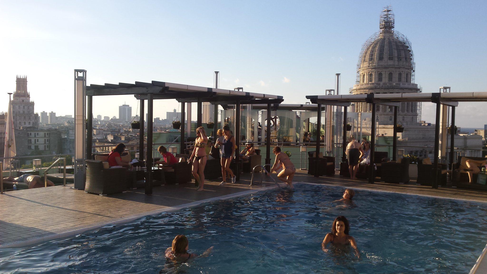 Img post La Habana en 3 días. Hotel Saratoga - Pasaporte y Millas