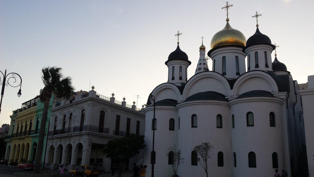 Img post La Habana en 3 días. Catedral Ortodoxa - Pasaporte y Millas