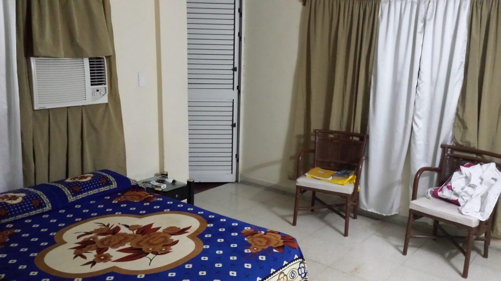 Img post La Habana en 3 días. Habitación - Pasaporte y Millas