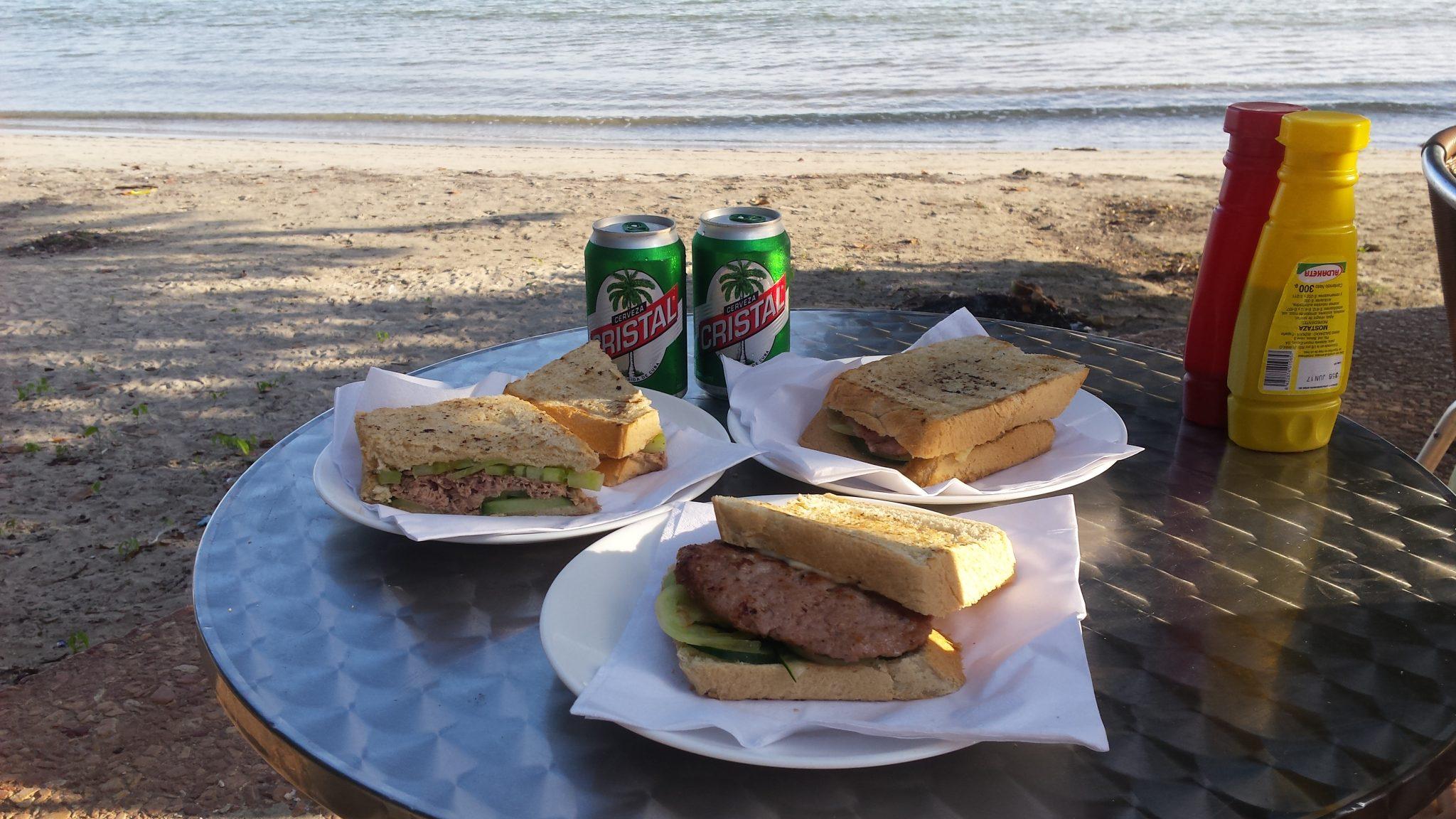 Img post Comer en Playa Larga Cuba. Camino a Cienfuegos - Pasaporte y Millas