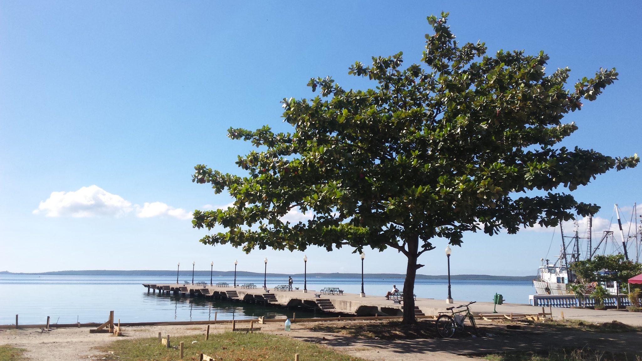 Img post Qué ver en Cienfuegos- Playa Larga. Pasaporte y Millas