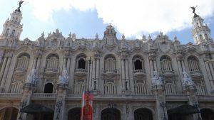 Img post La Habana en 3 días. Gran teatro - Pasaporte y Millas