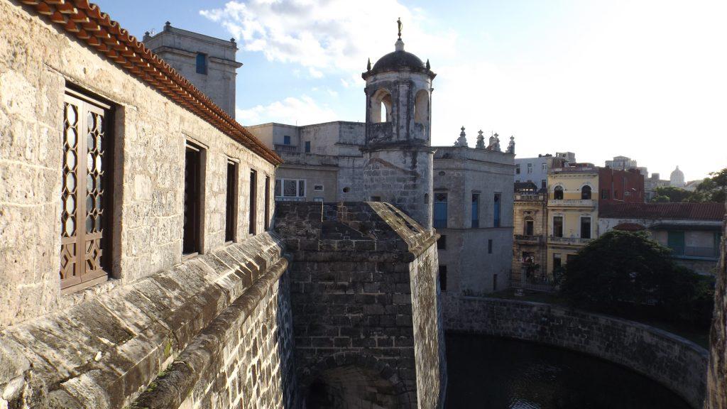 Img post La Habana en 3 días. Castillo de la Real Fuerza - Pasaporte y Millas