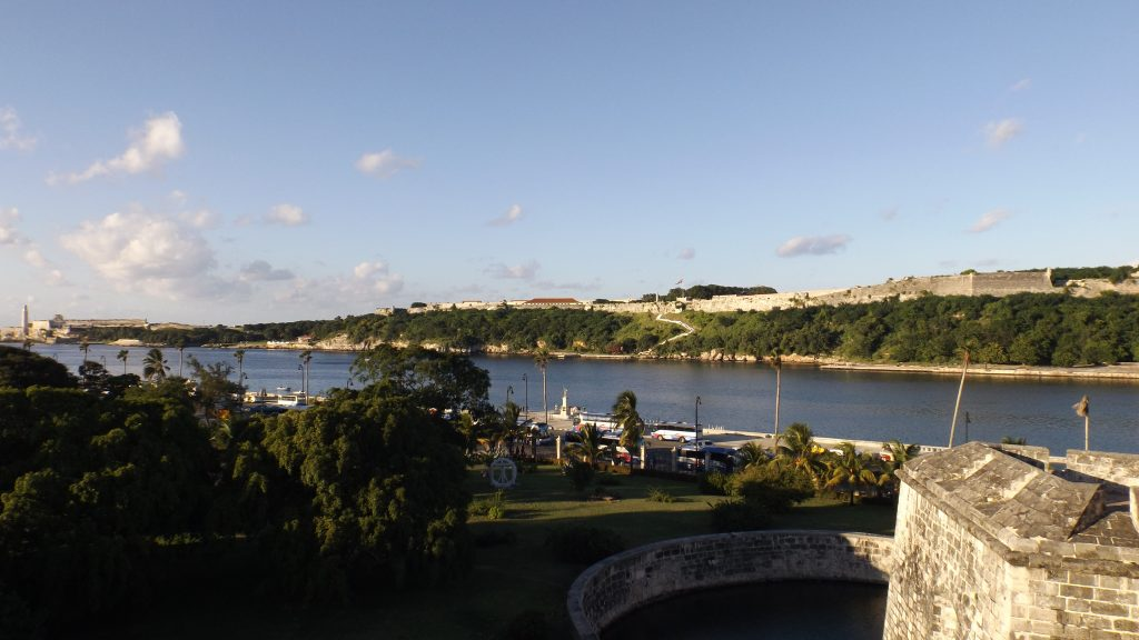 Img post La Habana en 3 días. Vista desde Castillo de la Real Fuerza - Pasaporte y Millas