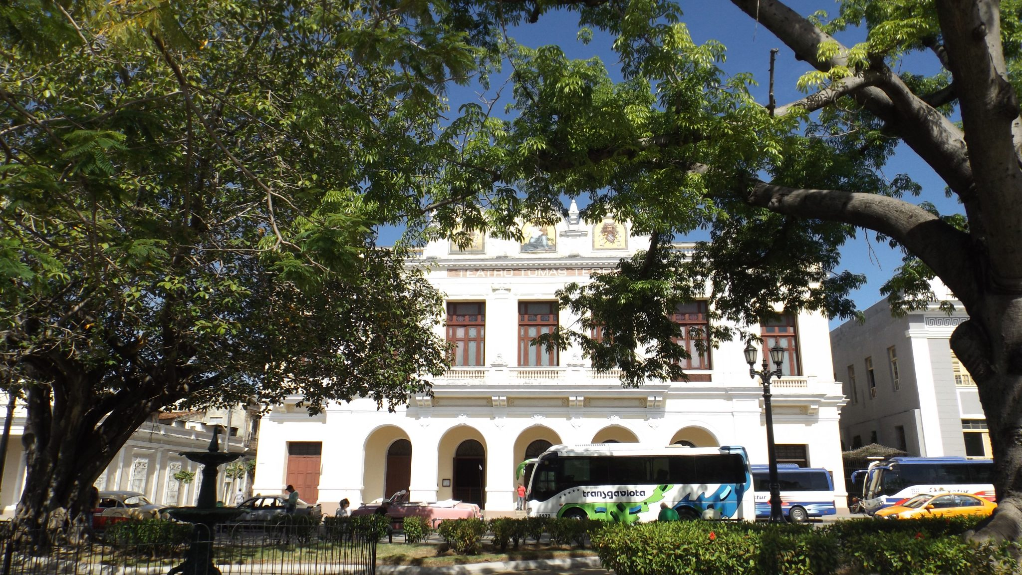 Img post Teatro Tomás Terry. Qué ver en Cienfuegos - Pasaporte y Millas