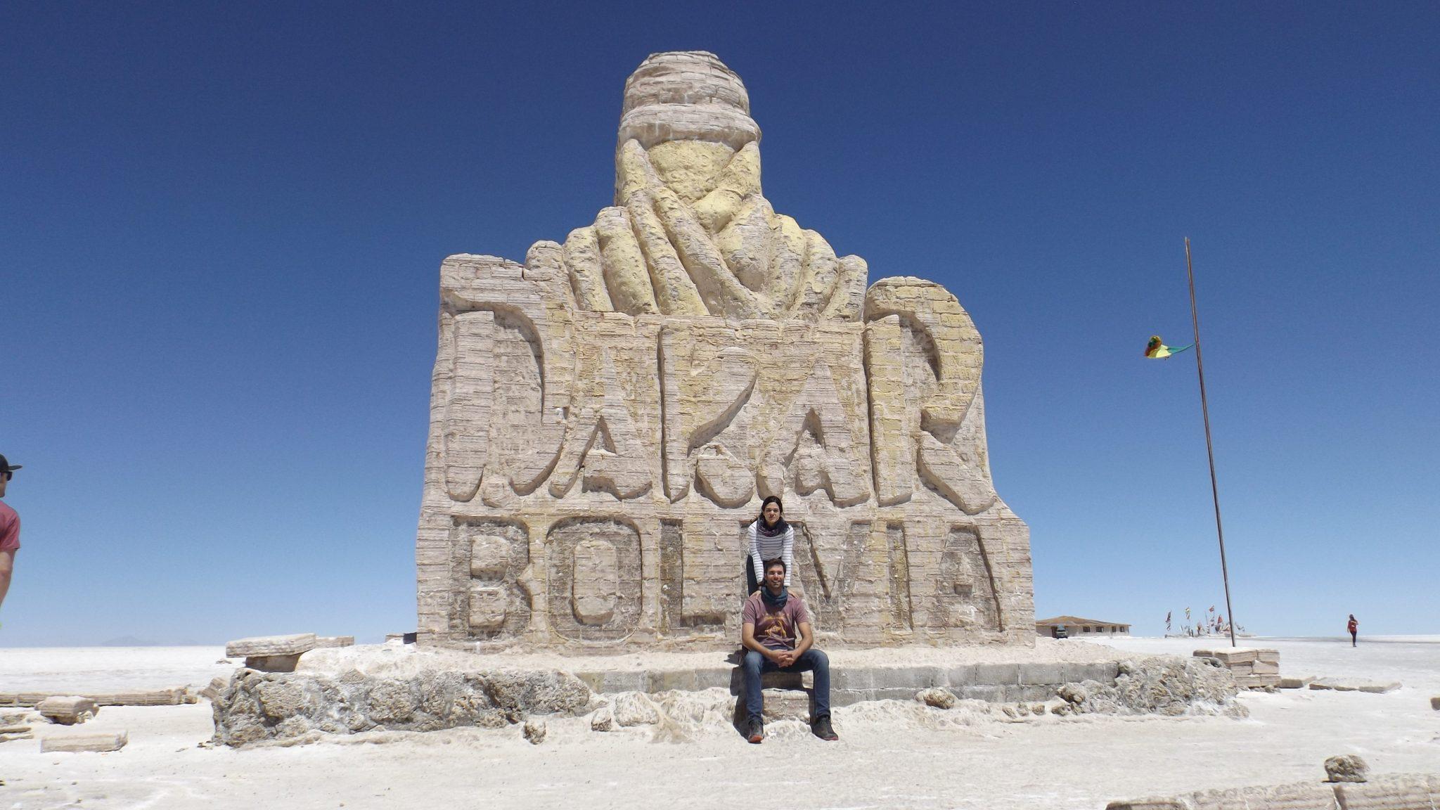 Img post Dakar Salar de Uyuni-Pasaporte y Millas