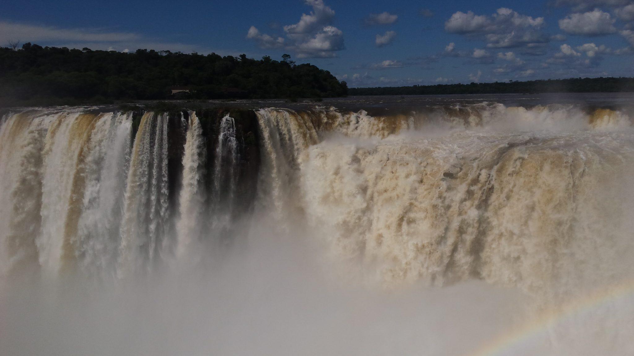 Img post Garganta del Diablo Cataratas del Iguazú. Pasaporte y Millas
