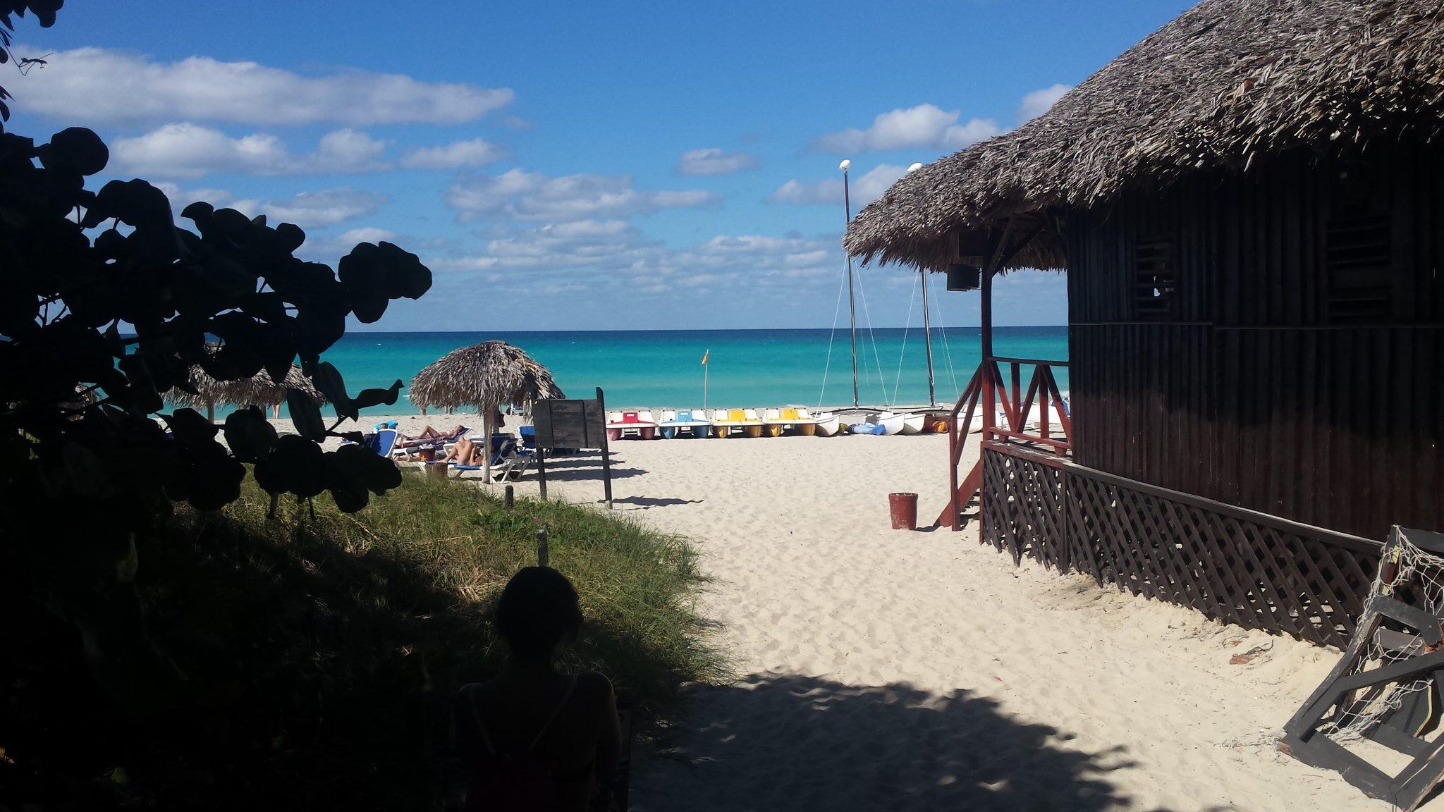 Img post Entrada a la Playa del Hotel Iberostar Tainos. Merece la pena Varadero - Pasaporte y Millas