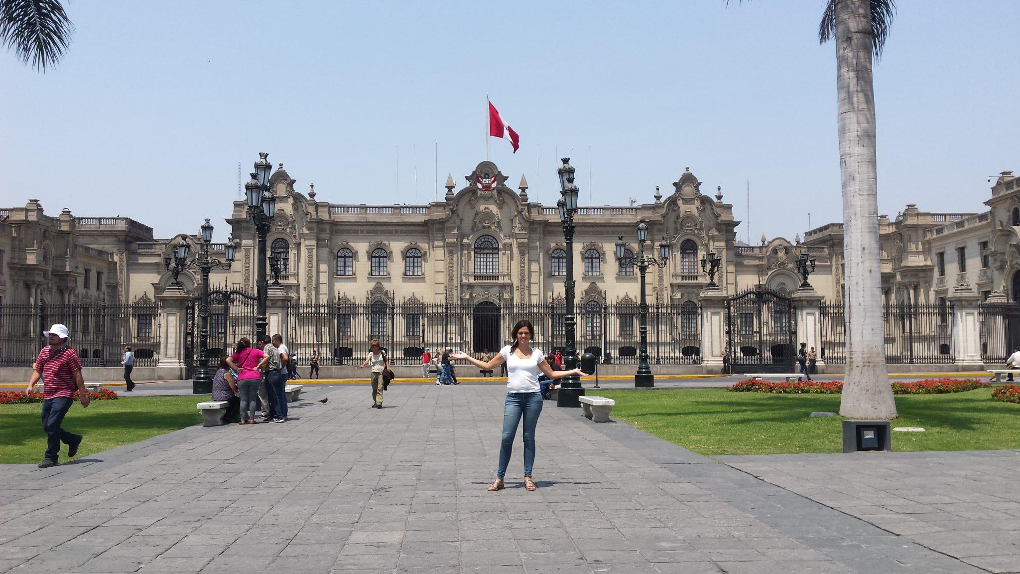 Imagen para post Lima en un día y medio- Palacio de Gobierno del Perú
