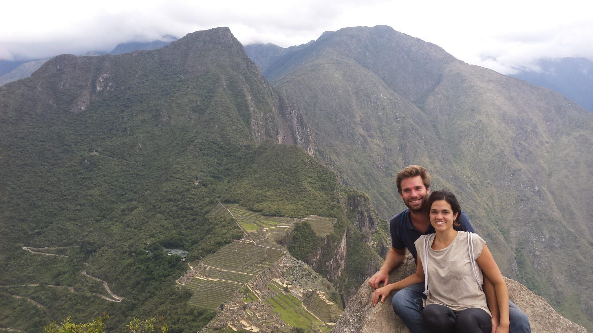 Img post Vertigo en Huayna Picchu- Pasaporte y Millas