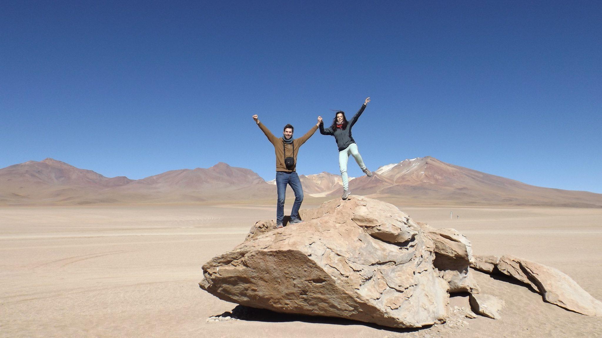 Img post Desierto del Siloli. Salar de Uyuni-Pasaporte y Millas
