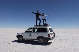 Img post Cómo llegar al Salar de Uyuni - Pasaporte y Millas