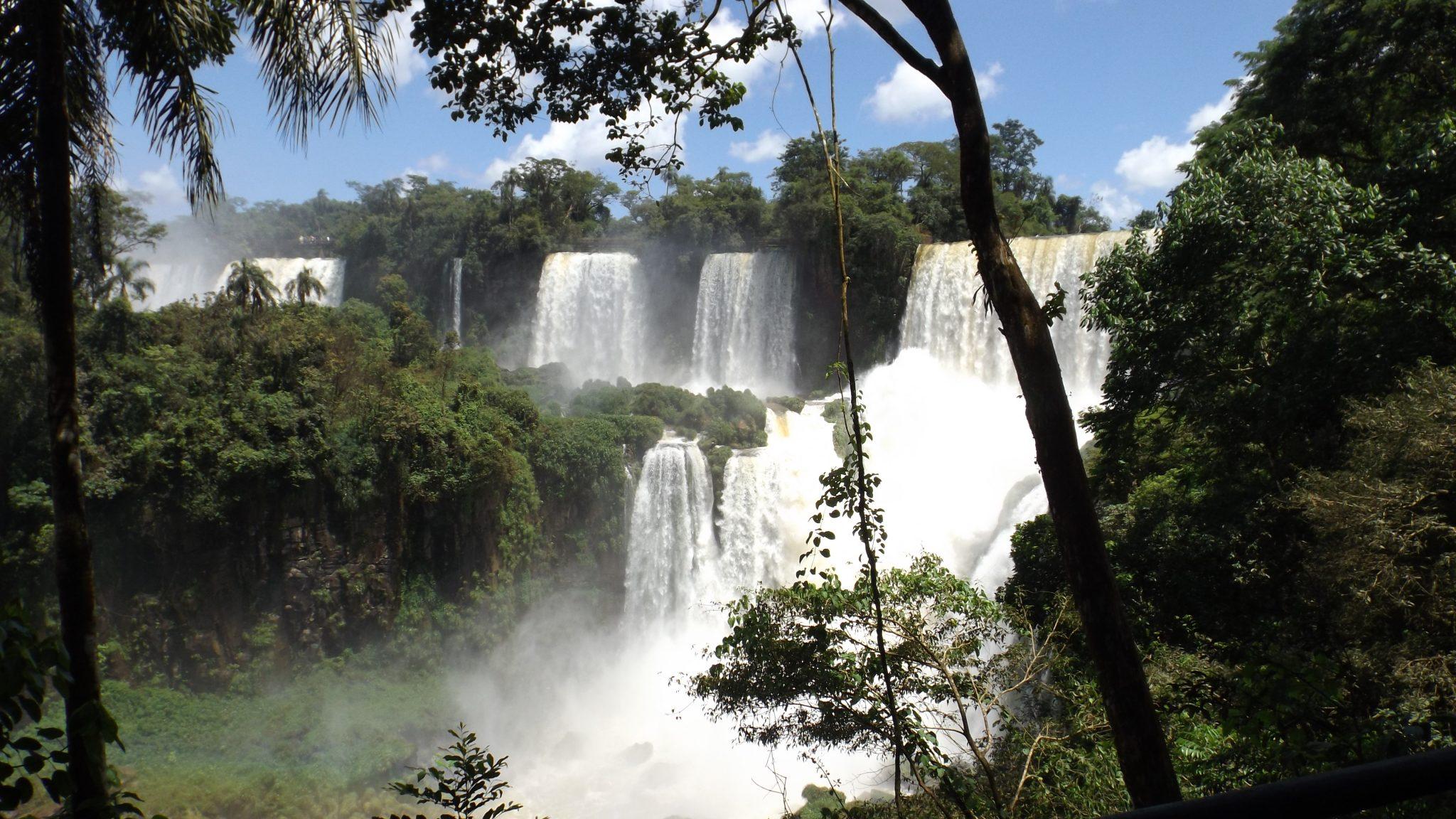 Img post Lado argentino Cataratas del Iguazú. Pasaporte y Millas