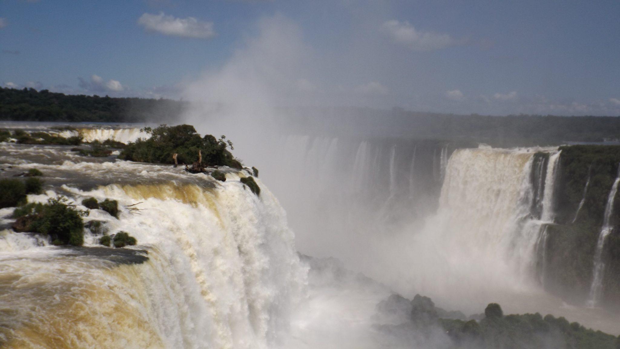 Img post Garganta del Diablo Cataratas Iguazú. Pasaporte y Millas