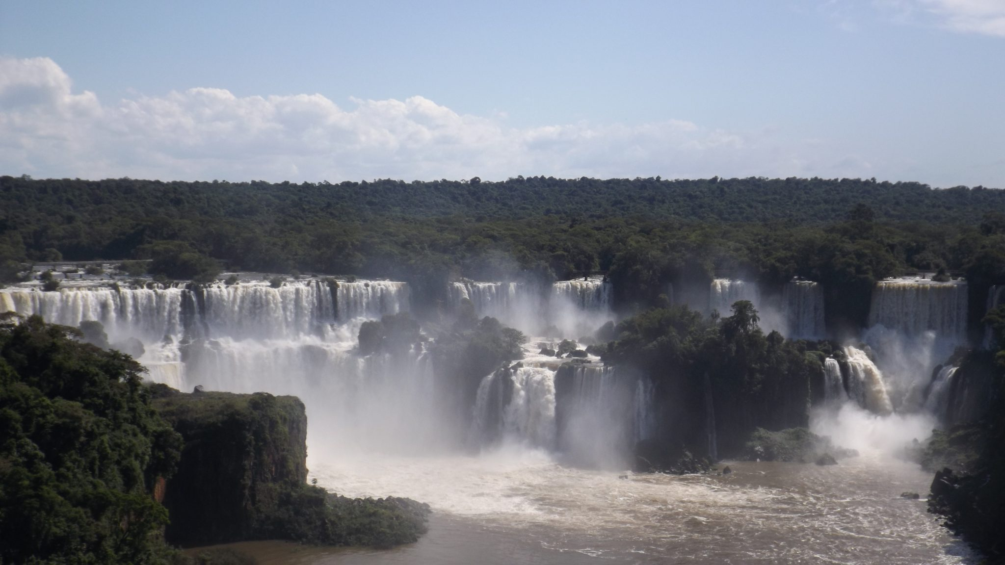 Img post Lado argentino Cataratas Iguazú 2. Pasaporte y Millas