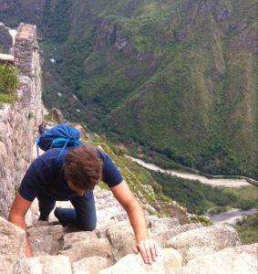 Img post Subida con vértigo Huayna Picchu