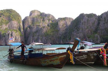 Img dest Antes de viajar a Tailandia. La Playa -PASAPORTE Y MILLAS