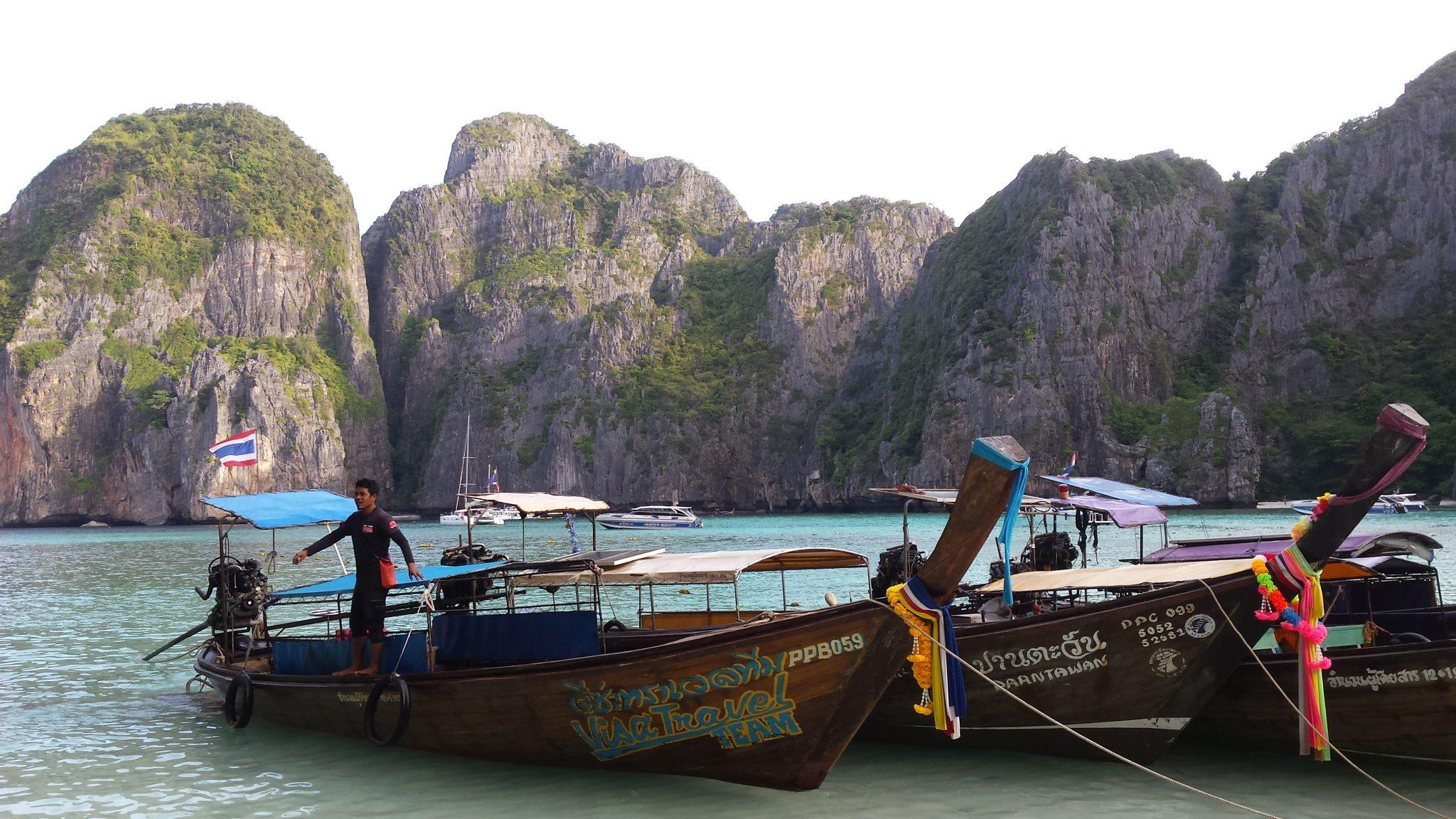 35d876f80a2 TODO!! Img dest Antes de viajar a Tailandia. La Playa -PASAPORTE Y MILLAS