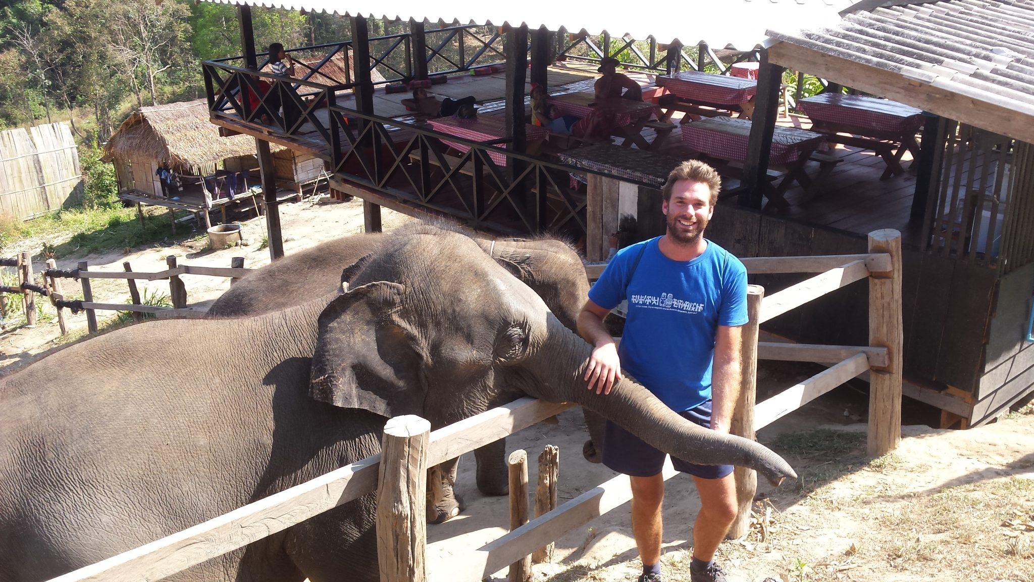 Img post Antes de viajar a Tailandia. Elefantes-Pasaporte y Millas