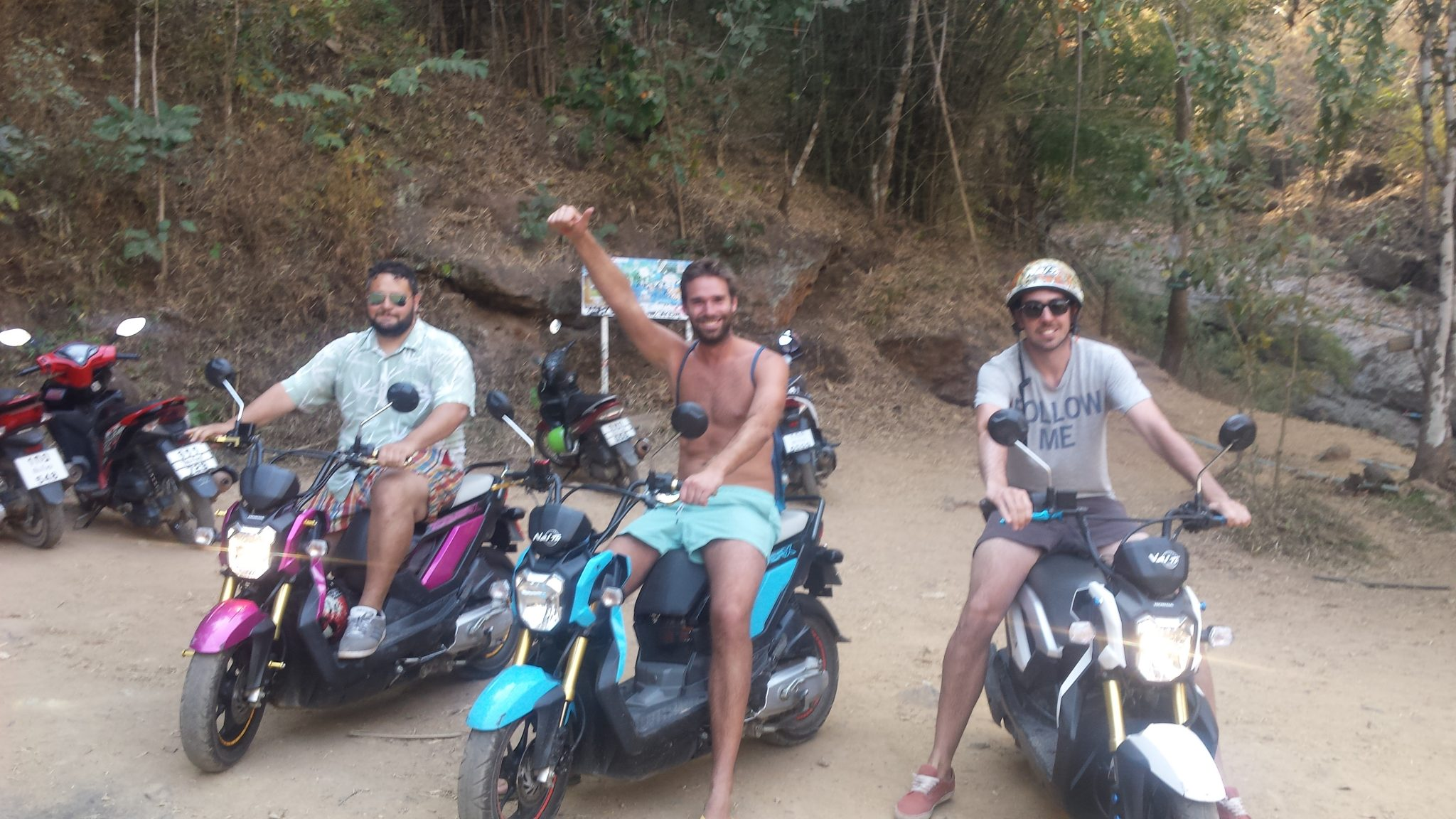 Img post Antes de viajar a Tailandia. Alquiler moto-Pasaporte y Millas