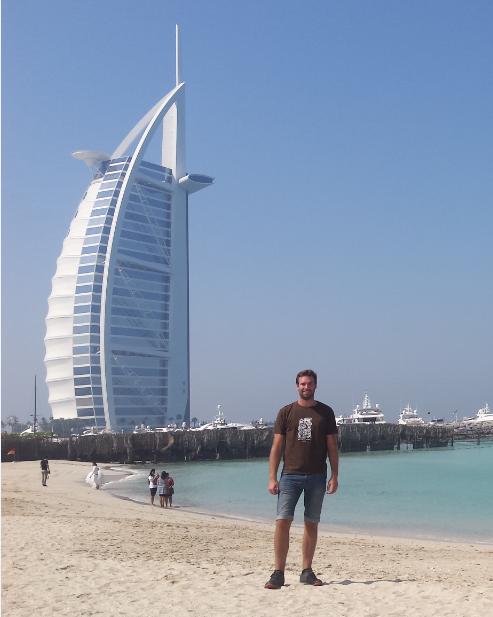 Img post Antes de viajar a Tailandia. Burj Al Arab-Pasaporte y Millas