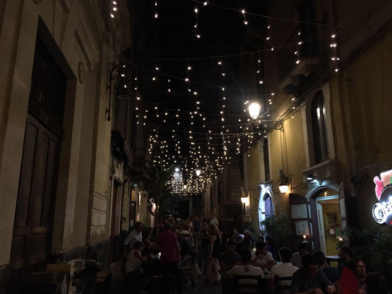 Img post Restaurante Gisira en Catania. Comer en Catania - Pasaporte y Millas