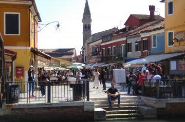 Img post Burano desde Venecia. Principal - Pasaporte y Millas
