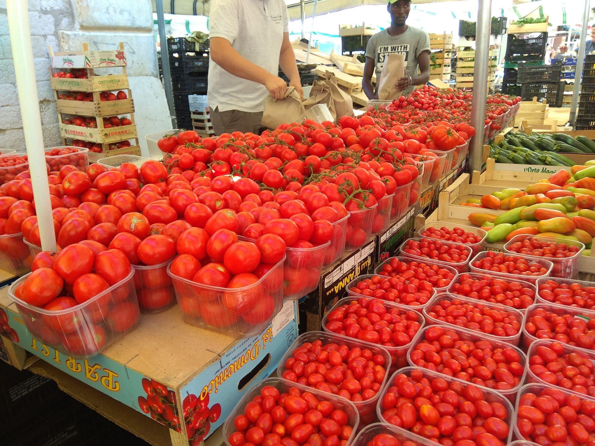 Img post Mercado Siracusa. Comer en Siracusa - Pasaporte y Millas