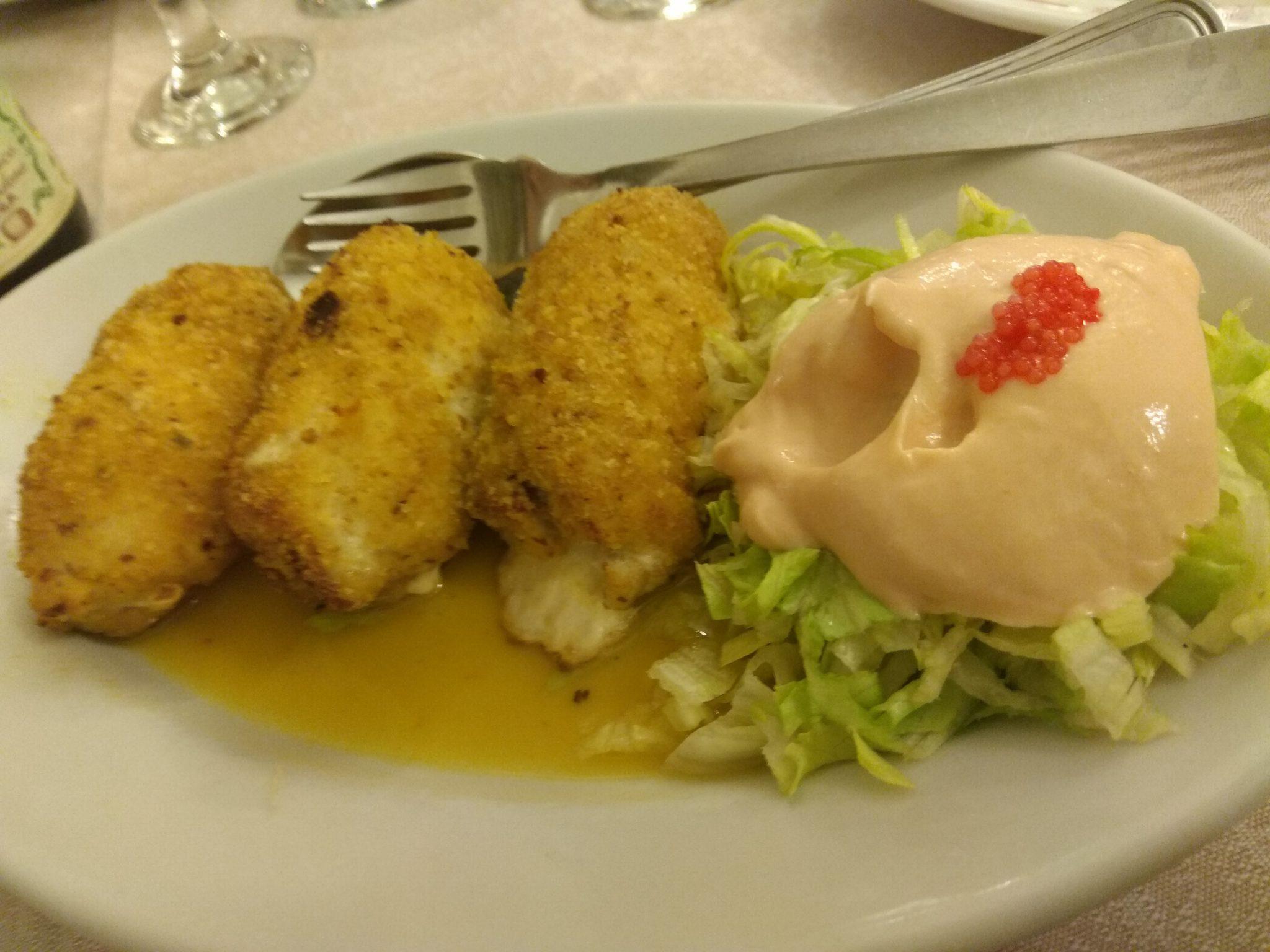 Img post Involtini di spada. Comer en Siracusa - Pasaporte y Millas