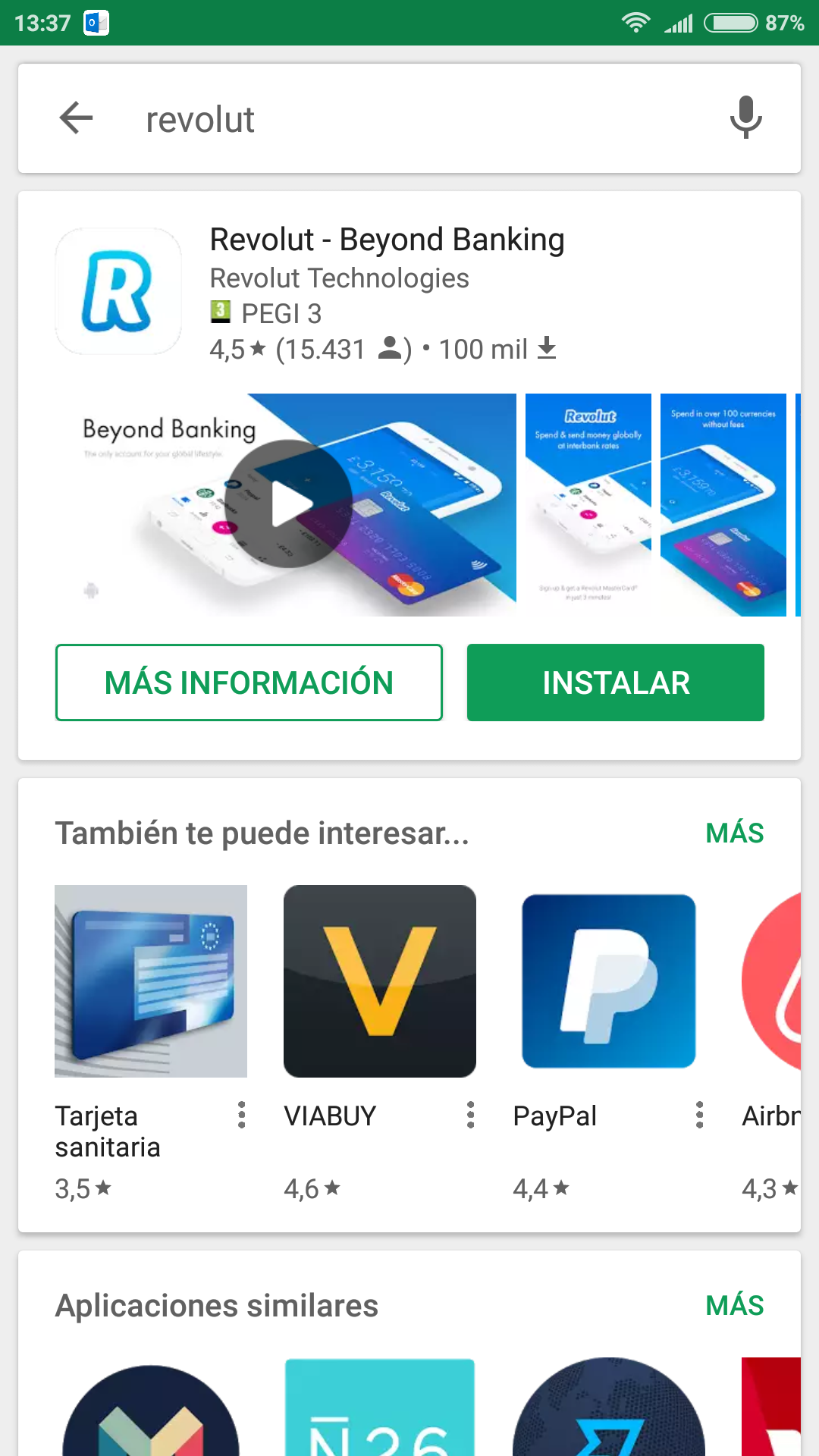 Img post REVOLUT. Registrate paso a paso 2 - Pasaporte y Millas