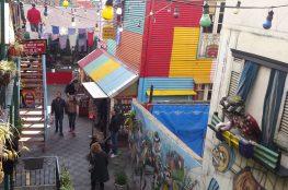 Img principal Tres días en Buenos Aires- Pasaporte y Millas