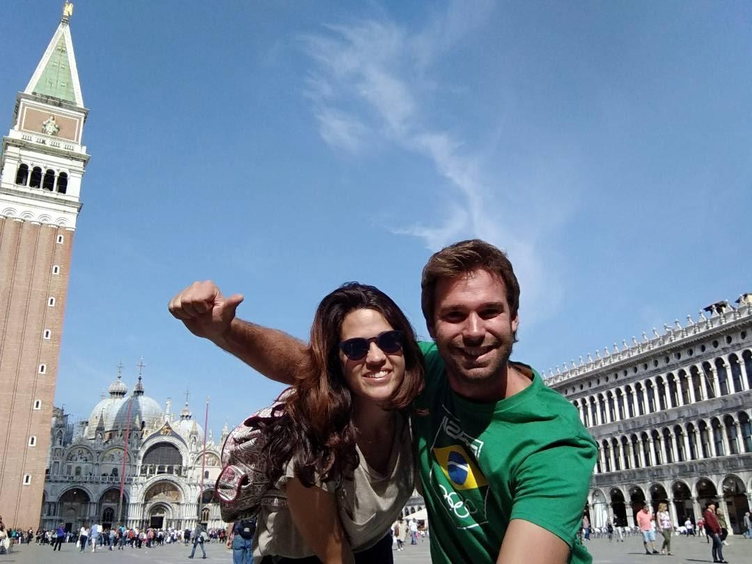 Img post Plaza San Marco en Venecia. Venecia, Bolonia y Verona-Pasaporte y Millas