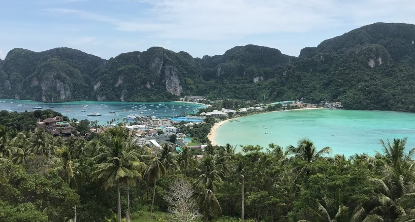 Img post Phi Phi o Krabi. View Point - Pasaporte y Millas