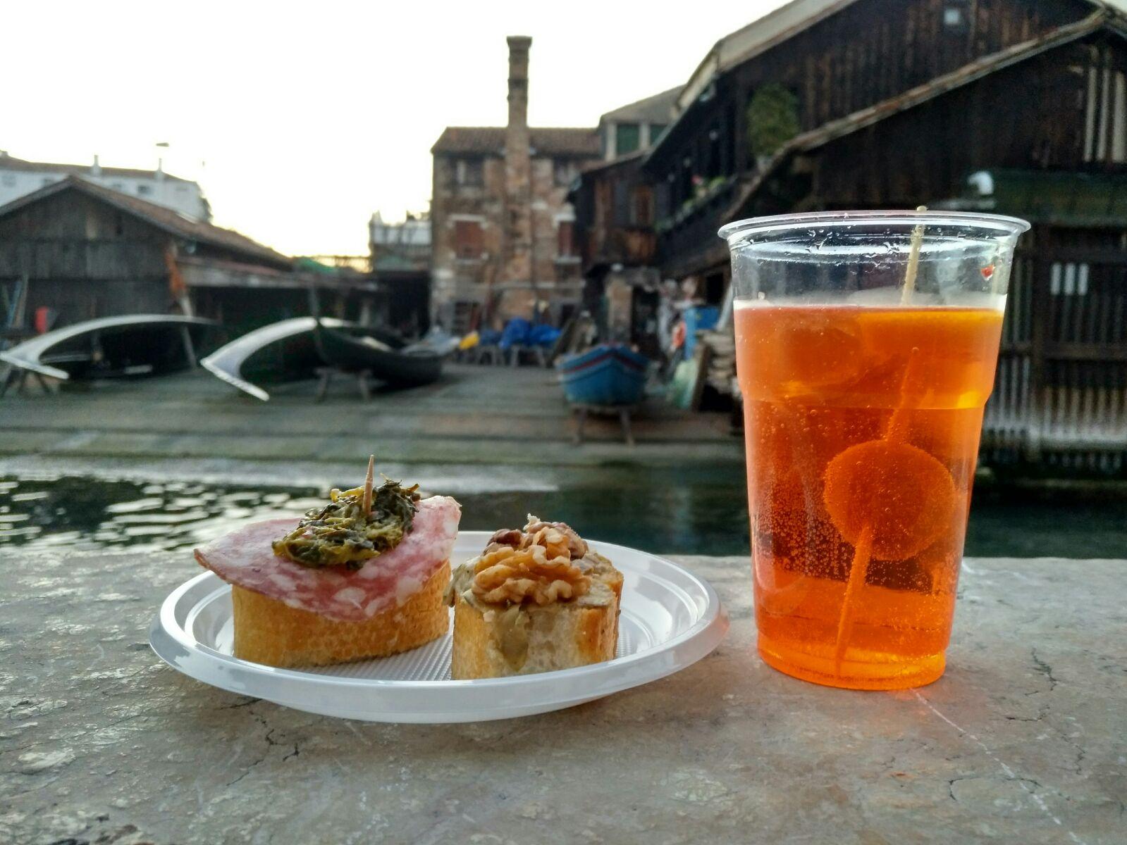 Img post Donde comer en Venecia. Venecia, Bolonia y Verona-Pasaporte y Millas