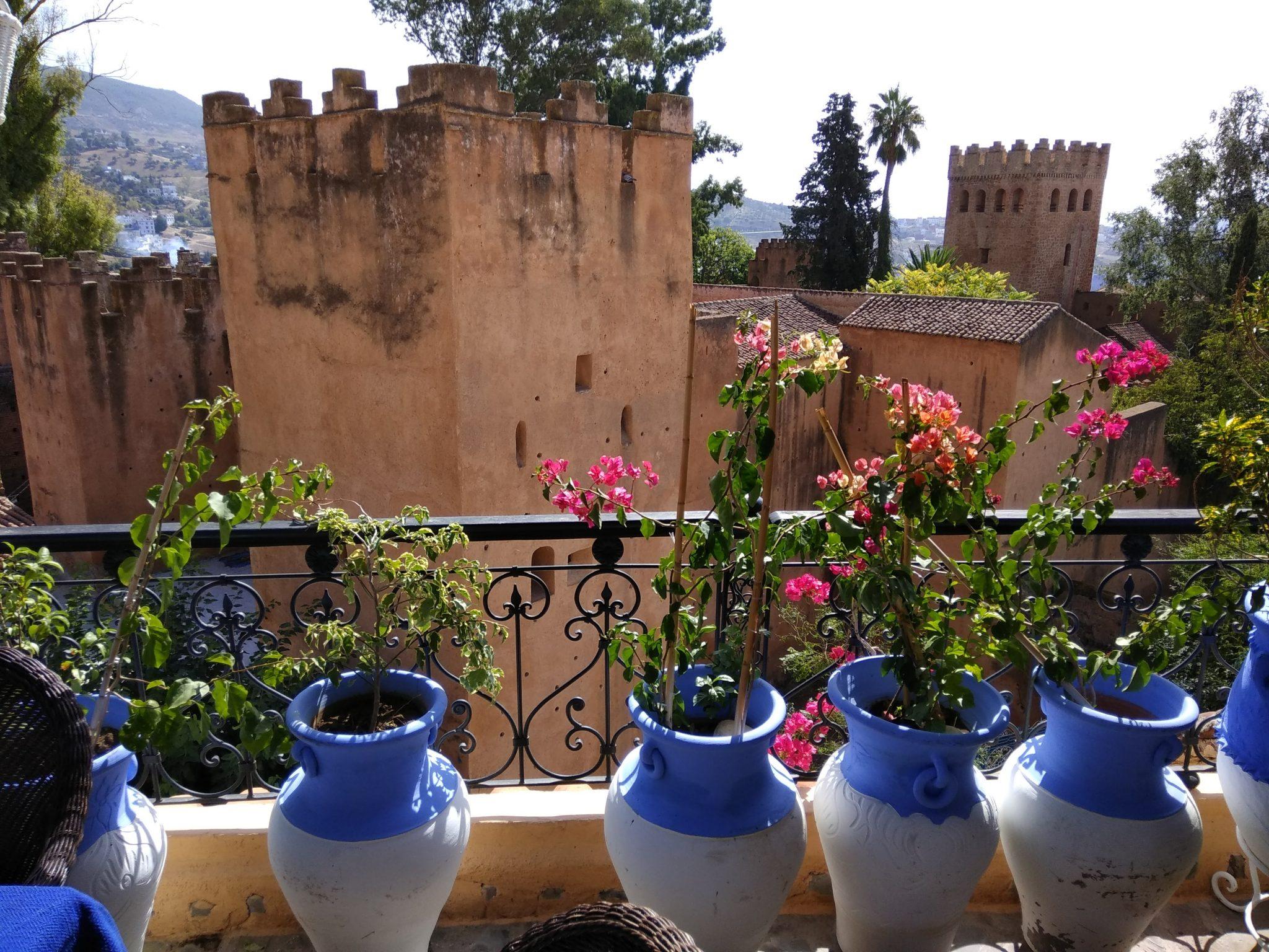 Img post Vista medina. Qué saber antes de viajar a Marruecos- Pasaporte y Millas