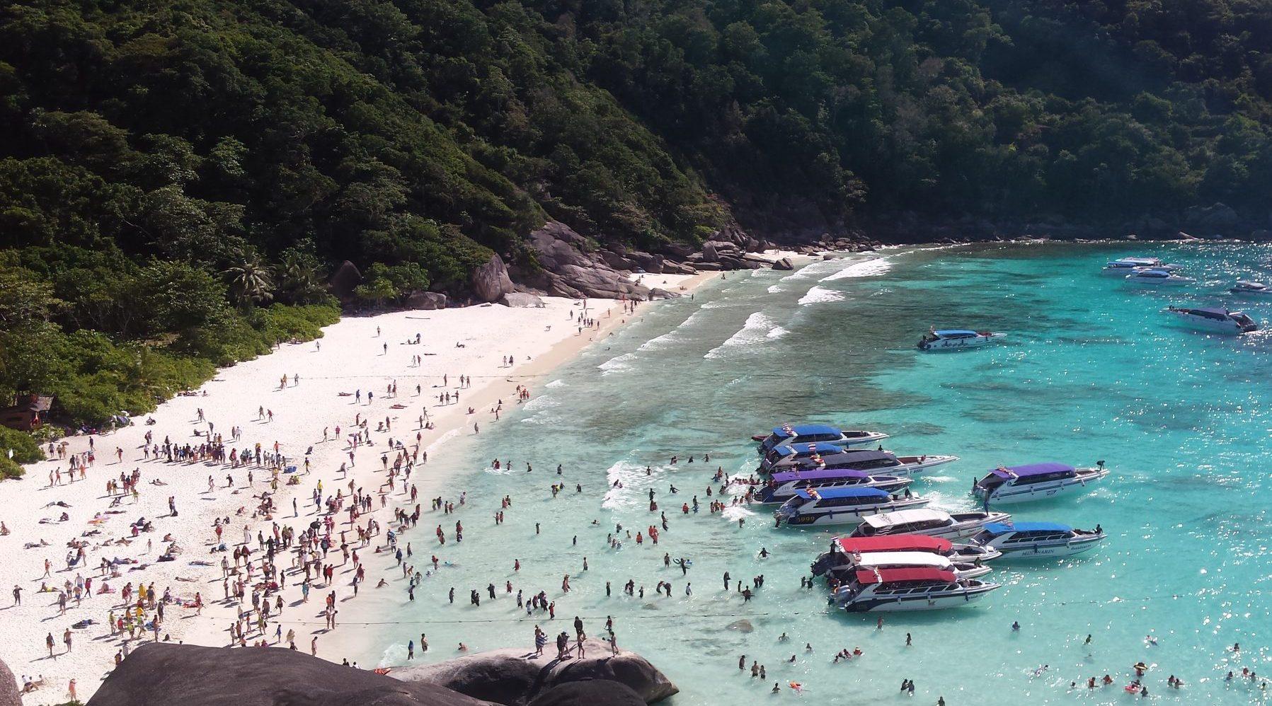 Img post Phuket o Krabi. Islas Similan - Pasaporte y Millas