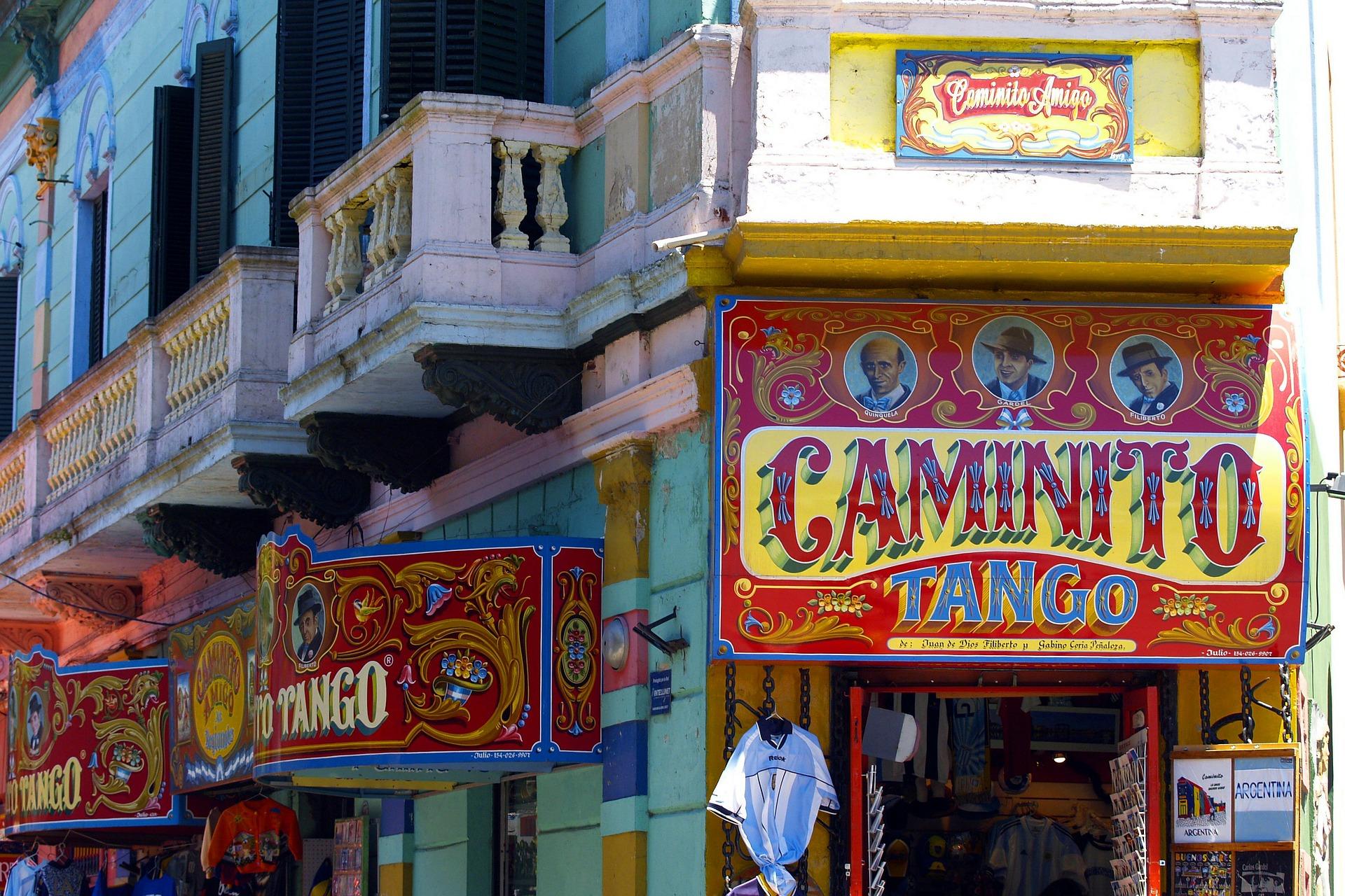 Img post Tres días en Buenos Aires. Caminito Tango - Pasaporte y Millas
