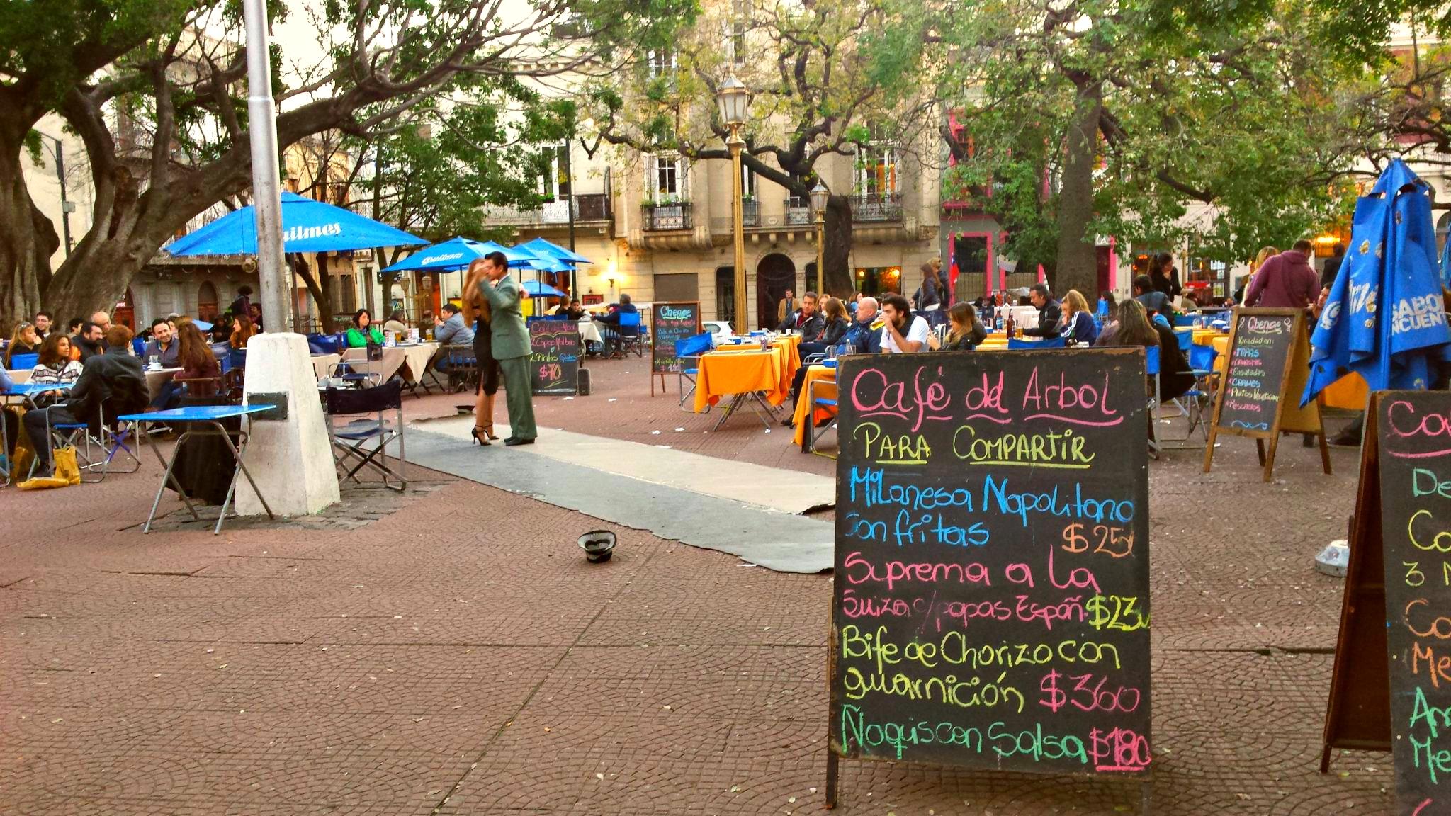 Img post Tres días en Buenos Aires. Tango en San Telmo - Pasaporte y Millas