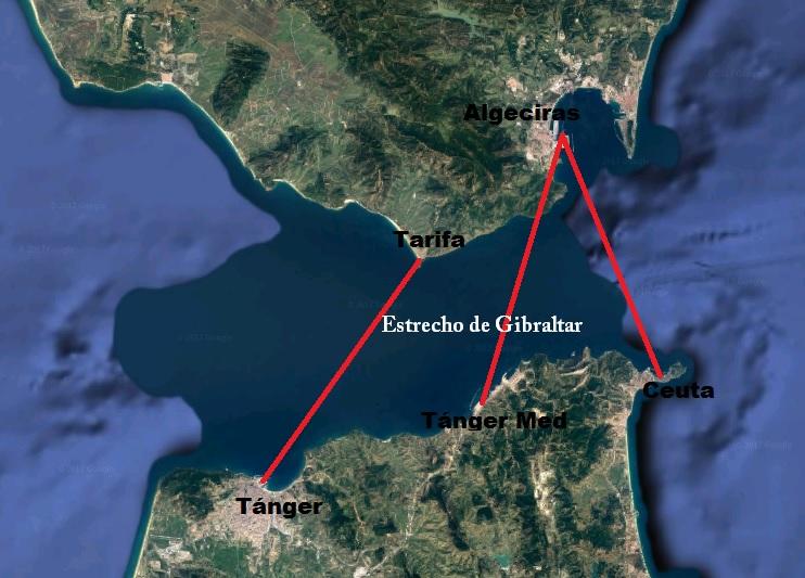 Ims post Ferries a Marruecos. Qué saber antes de viajar a Marruecos- Pasaporte y Millas