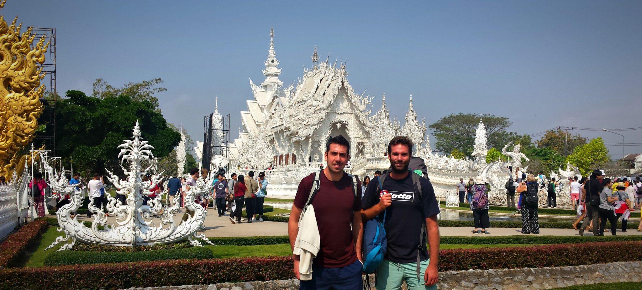 Img post Templo Blanco. Un mes en Tailandia - Pasaporte y Millas