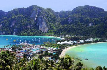 Img principal View Point Phi Phi. Tres días en Phi Phi - Pasaporte y Millas