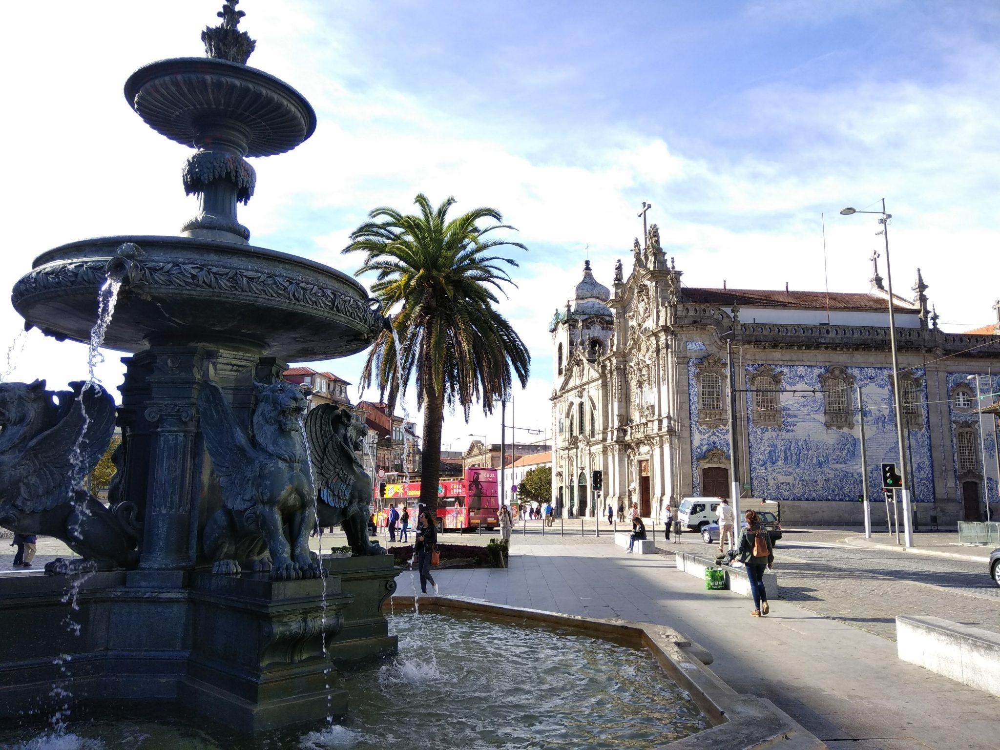 Imagen post 2 días en Oporto. Iglesia del Carmen - Pasaporte y Millas