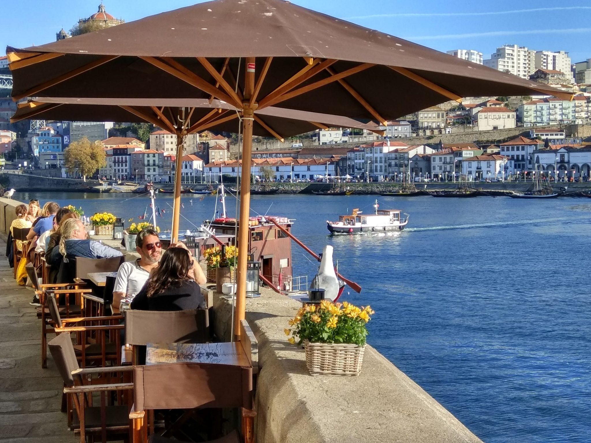 Imagen post 2 días en Oporto. Rivera del Duero - Pasaporte y Millas