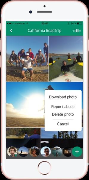 Compartir fotos de viajes. Shpack. Durante el Viaje 3 - Pasaporte y Millas