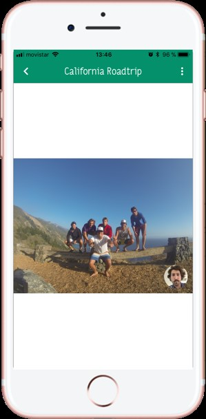 Compartir fotos de viajes. Shpack. Durante el Viaje 4 - Pasaporte y Millas