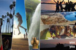 Shpack Compartir las fotos de viajes-Pasaporte y millas
