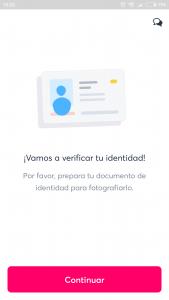 Imagen post tarjeta bnext_10. Verificar Identidad - Pasaporte y Millas